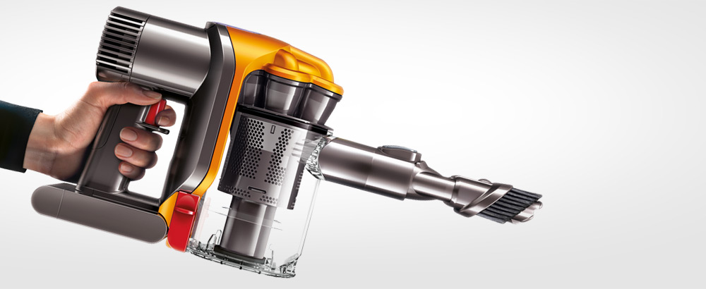Latest Dyson Handheld Vacuum Cleaner Technology Official