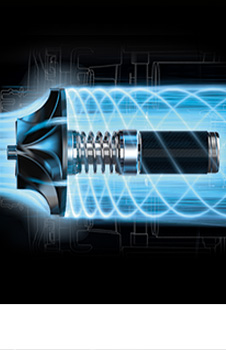 The Dyson V6 Mattress handheld vacuum cleaner. Dyson digital motor V6. Creates the most powerful handheld vacuum.