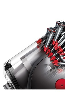 cut-away view of Dyson Cinetic™ science technology